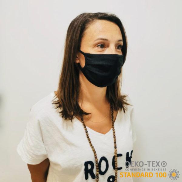 Masque adulte noir